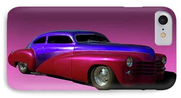 IPhone Case featuring the photograph 1947 Cadillac Radical Custom by Tim McCullough