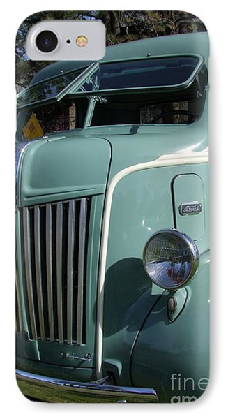 1947 Ford Cab Over Truck Phone Case by Mary Deal