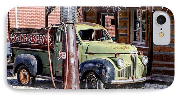1947 Studebaker M-5 Pickup Truck IPhone Case