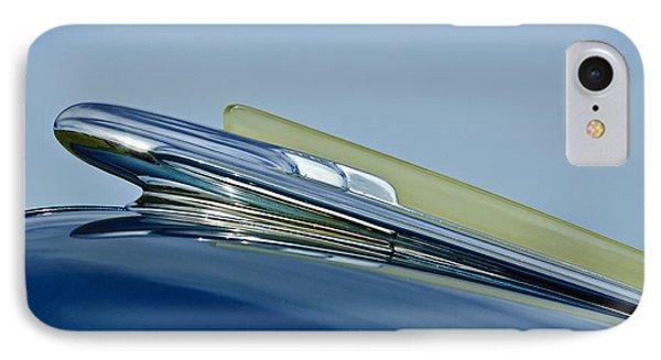 1948 Chevrolet Fleetline Hood Ornament Phone Case by Jill Reger