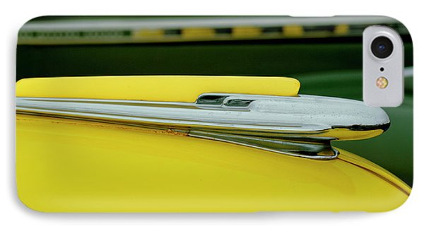 1948 Chevrolet Fleetmaster Hood Ornamnet Phone Case by Jill Reger
