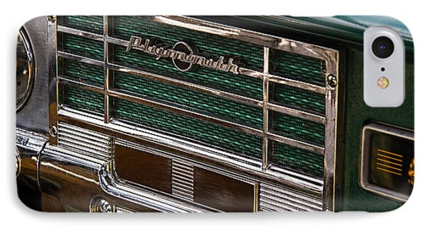 1949 Plymouth Coupe Radio IPhone Case