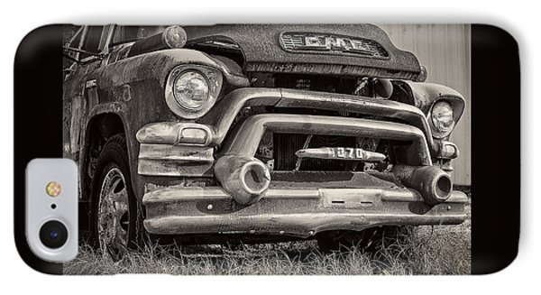 1950s Gmc 370 IPhone Case by Jon Woodhams