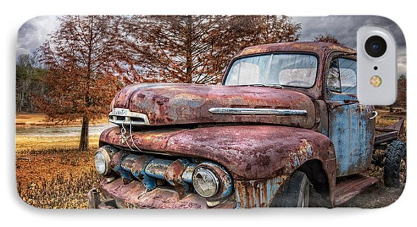 1951 Ford Truck IPhone Case