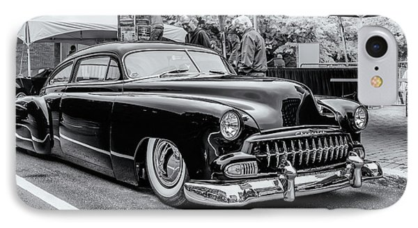 1951 Chevy Kustomized  Phone Case by Ken Morris
