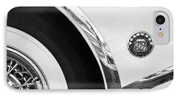 IPhone Case featuring the photograph 1953 Buick Abstract  by Dennis Hedberg