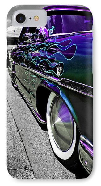 IPhone Case featuring the photograph 1953 Ford Customline by Joann Copeland-Paul