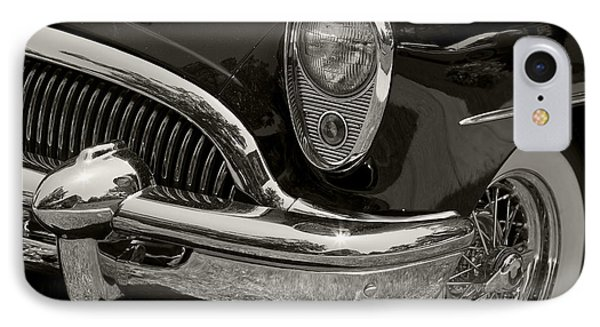 1954 Buick Roadmaster IPhone Case by Dennis Hedberg