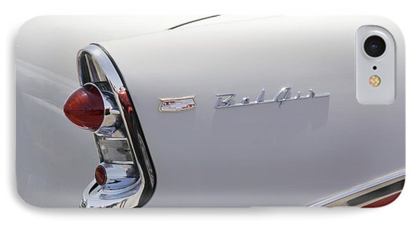 1956 Chevy Belair Phone Case by Mike McGlothlen