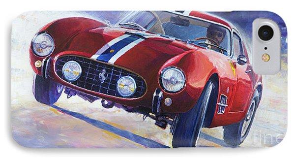 1956 Ferrari 250 Gt Berlinetta Tour De France IPhone Case