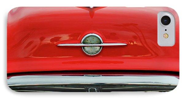 1956 Oldsmobile Hood Ornament 4 Phone Case by Jill Reger