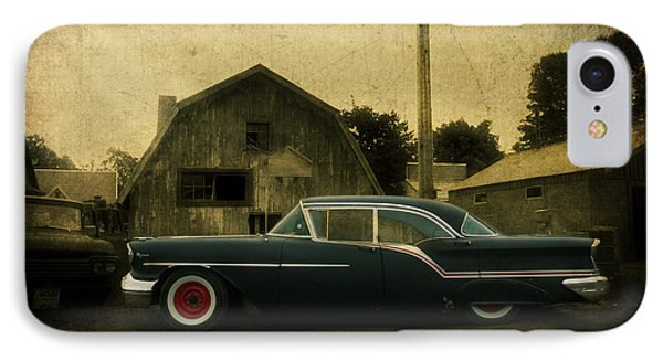 1957 Oldsmobile IPhone Case by Joel Witmeyer