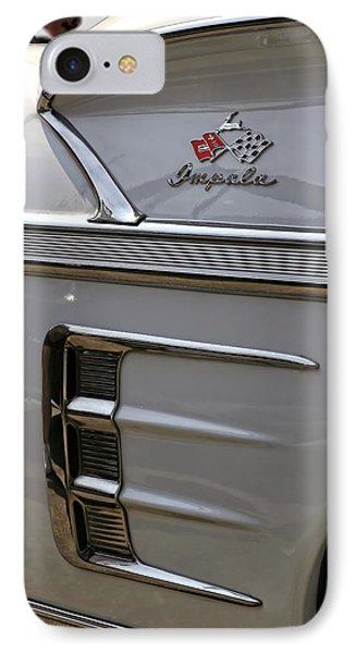 1958 Chevrolet Impala Phone Case by Gordon Dean II