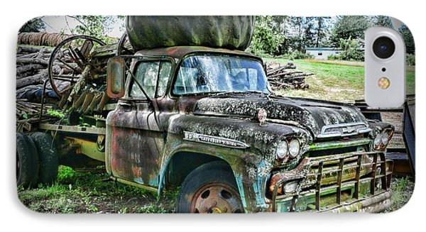 1959 Chevrolet Viking 60 IPhone Case by Paul Ward