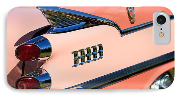 1959 Dodge Coronet Tail Lights -0928c IPhone Case by Jill Reger