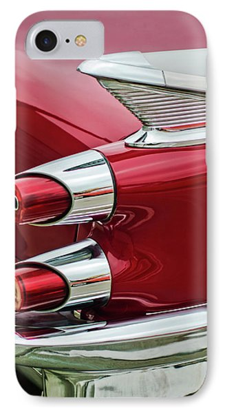 1959 Dodge Custom Royal Super D 500 Taillight Phone Case by Jill Reger