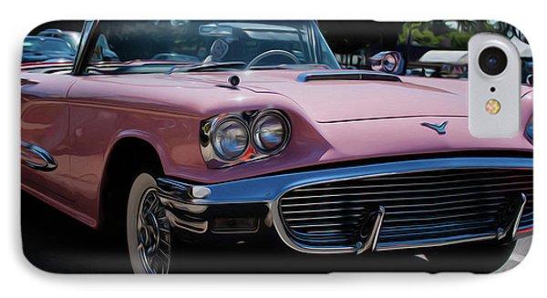 1959 Ford Thunderbird Convertible IPhone Case