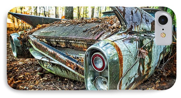 1960 Cadillac At Rest IPhone Case