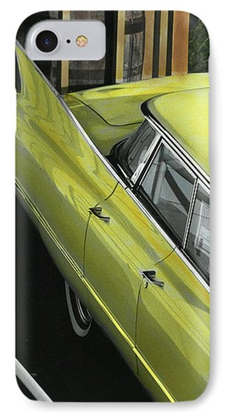 IPhone Case featuring the photograph 1960 Cadillac by Jim Mathis