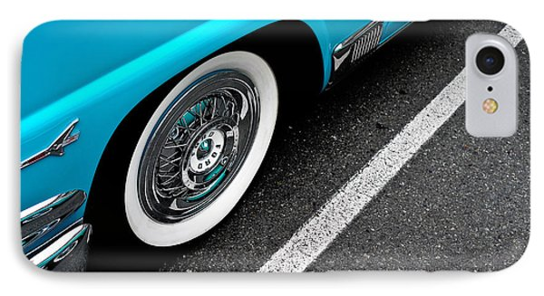 IPhone Case featuring the photograph 1958 Ford Crown Victoria by M G Whittingham