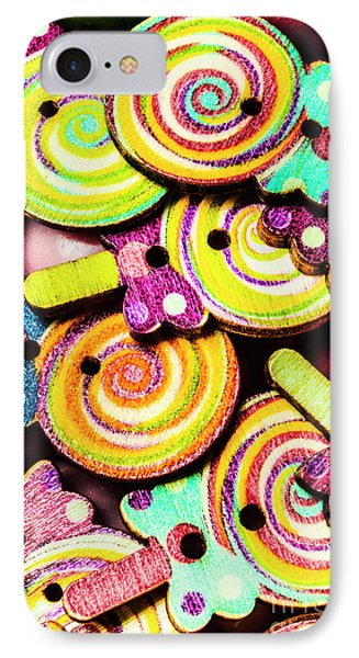 1960s Hypnotic Sweetness IPhone Case by Jorgo Photography - Wall Art Gallery
