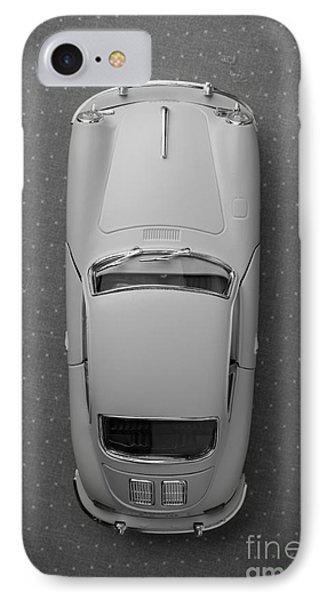 1961 Porsche 356 B Coupe IPhone Case