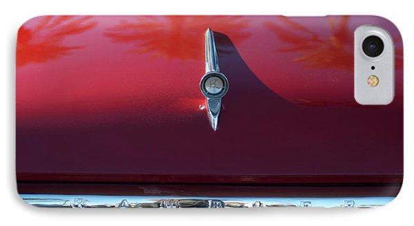 1961 Rambler Hood Ornament 2 Phone Case by Jill Reger
