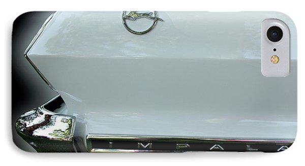 1963 Chevy Impala Phone Case by Peter Piatt