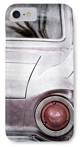 1963 Ford Falcon Taillight -0566ac IPhone Case by Jill Reger