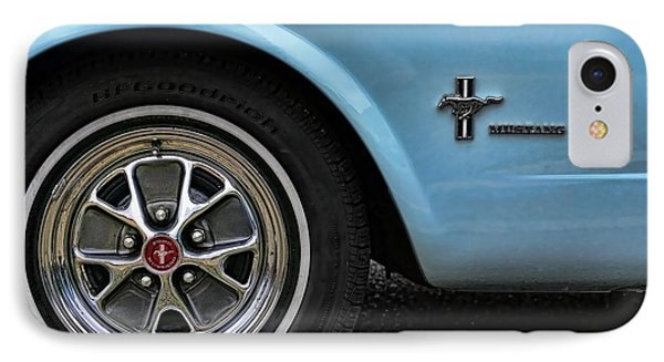 1964 Ford Mustang IPhone Case by Gordon Dean II