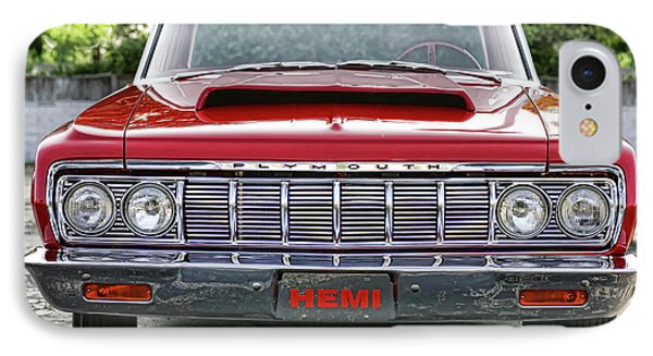 1964 Plymouth Savoy Hemi  IPhone Case