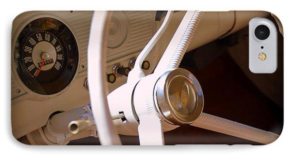 1966 Ford F100 Interior IPhone Case