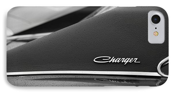 1968 Dodge Charger IPhone Case