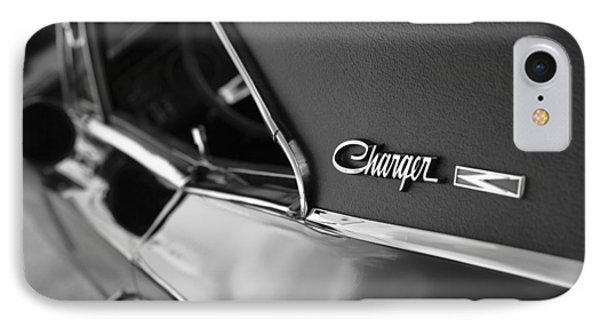1968 Dodge Charger R/t IPhone Case by Gordon Dean II