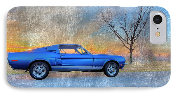 1968 Shelby Mustang  IPhone Case