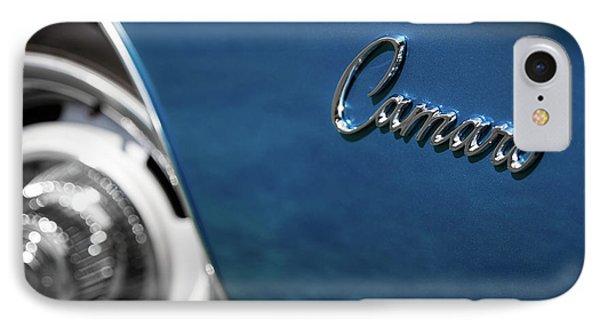 1969 Chevrolet Camaro Z28 Emblem IPhone Case