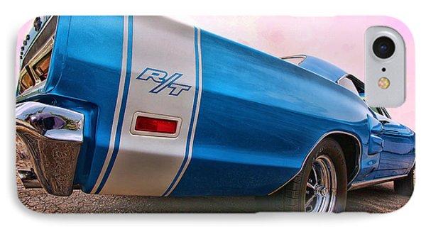 1969 Dodge Coronet Rt IPhone Case by Gordon Dean II