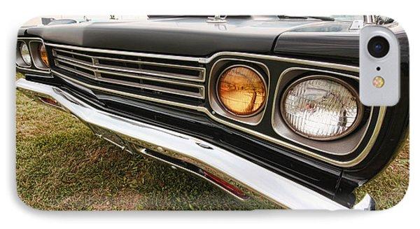 1969 Plymouth Road Runner 440-6 Phone Case by Gordon Dean II