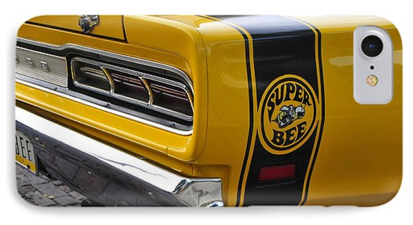 1969 Super Bee IPhone Case by David Lee Thompson