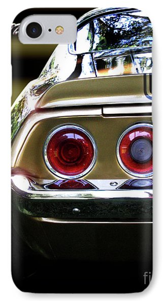 1970 Camaro Fat Ass IPhone Case by Peter Piatt