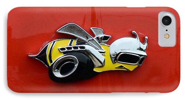 1970 Dodge Super Bee Emblem Phone Case by Paul Ward
