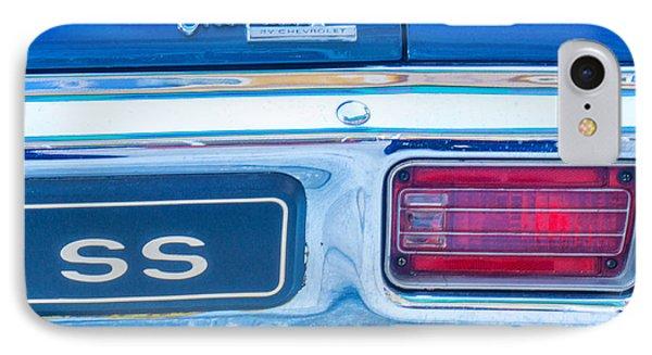 1970 Tailights IPhone Case