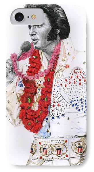 1973 Aloha Bald Headed Eagle Suit Phone Case by Rob De Vries