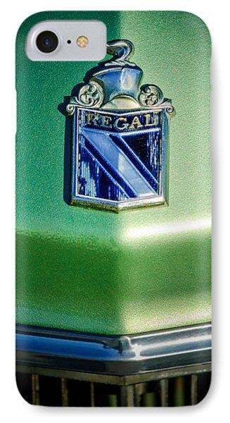 1973 Buick Regal Hood Ornament Phone Case by Jill Reger
