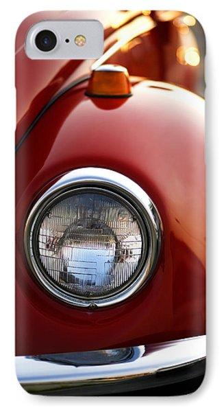 1973 Volkswagen Beetle IPhone Case
