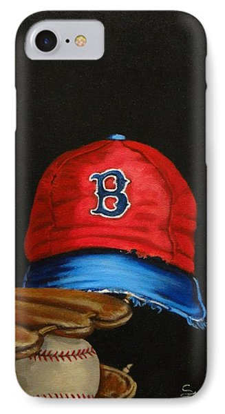 1975 Red Sox IPhone Case by Susan Roberts