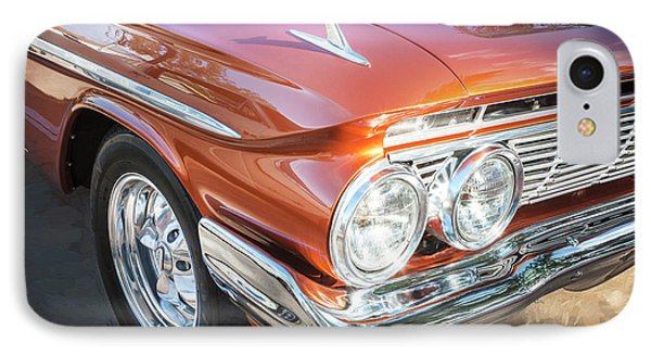 IPhone Case featuring the photograph 1961 Chevrolet Impala Ss  by Rich Franco