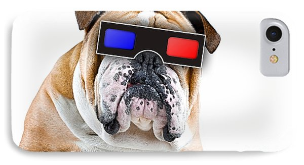 3d Dog Collection IPhone Case