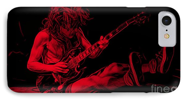Acdc Collection IPhone Case by Marvin Blaine