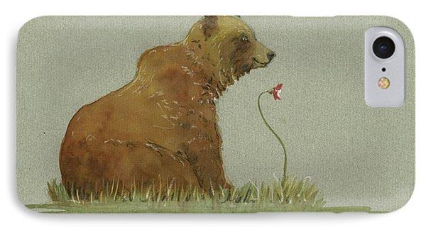 Alaskan Grizzly Bear IPhone 7 Case